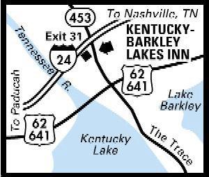 Best Western Kentucky Barkley Lakes Inn