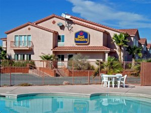 Best Western The North Shore Inn At Lake Mead