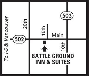 Best Western Battle Ground Inn & Suites