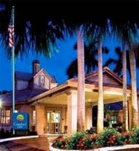 Comfort Inn Airport/Cruise Port South