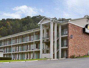 Jellico-Days Inn North Tennessee State Line
