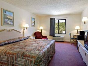 Panama City Days Inn Suites Tyndall Afb