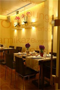 Ochre And Brown Boutique Hotel