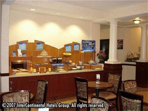 Holiday Inn Express Hotel Suites Brookville Oh