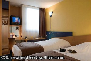 Express By Holiday Inn Brussels Airport (Exhi)
