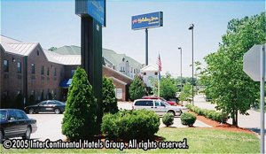 Holiday Inn Express Columbia - Regional Hospital A
