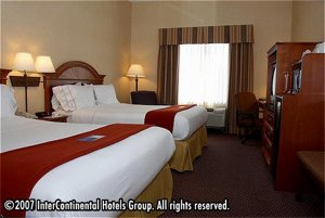 Holiday Inn Express Hotel Suites Centerville Oh
