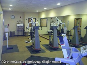 Holiday Inn Express Hotel & Suites Cleveland, Ms