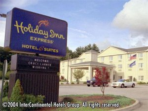Holiday Inn Express Hotel & Suites Killingly (Dayville), Ct
