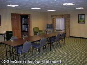 Holiday Inn Express E Huntingdon-Mt Pleasant