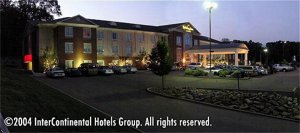 Holiday Inn Express Hotel & Suites Youngstown N. (Warren/Niles),