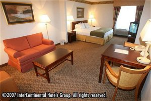 Holiday Inn Express Hotel Suites Worthington Mn