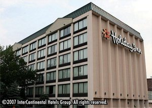 Holiday Inn Cumberland-Downtown, Md