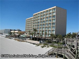 Holiday Inn Charleston-On The Beach, Sc