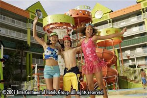 Holiday Inn Family Suites Resort Lake Buena Vista, Fl