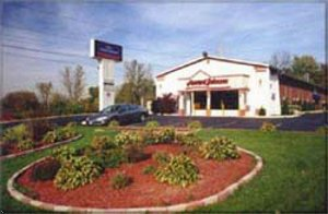 Howard Johnson Express Inn Rocky Hill