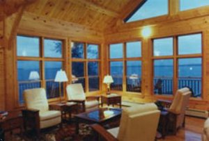 Eggemoggin Oceanfront Lodge