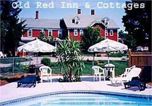 Old Red Inn And Cottages