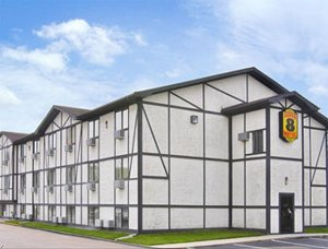 Super 8 Motel - Petersburg/Hopewell Area