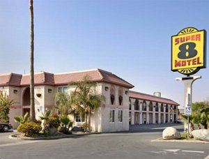 Buttonwillow/Bakersfield Super 8 Motel