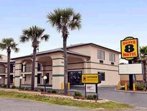 Super 8 Motel St. Augustine Florida