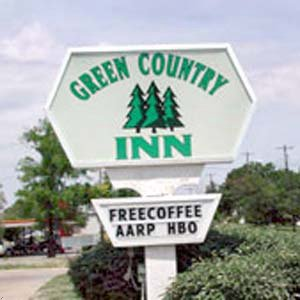 Green Country Inn Heavener