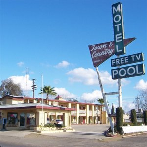 Town And Country Motel Livingston