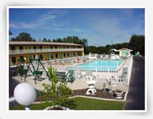 Record Parkside Inn And Suites