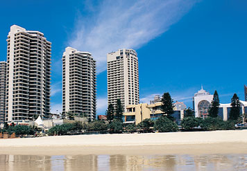 Courtyard By Marriott Surfer's Paradise
