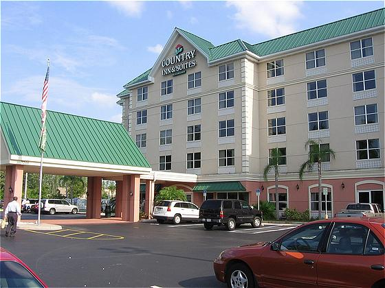Country Inn And Suites By Carlson Orlando International Drive