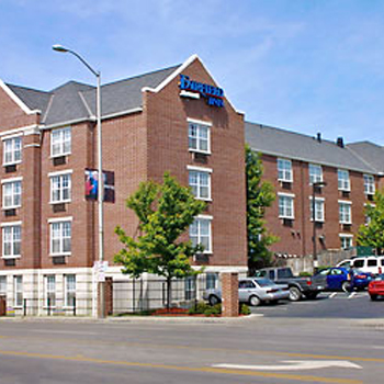 Fairfield Inn By Marriott Kansas City/Union Hill