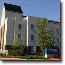 Fairfield Inn By Marriott Las Colinas