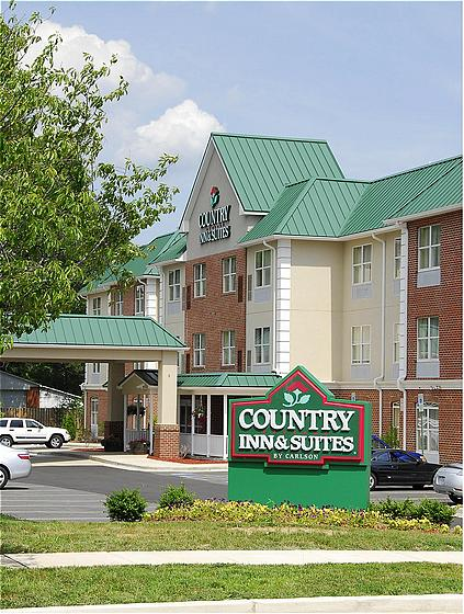 Country Inn & Suites By Carlson, Camp Springs, Md